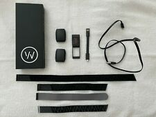 WHOOP 3.0 ProKnit Onyx - with extra battery and straps