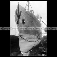 #php.00775 Photo SS LEVIATHAN UNITED STATES LINE PAQUEBOT OCEAN LINER