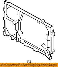 FORD OEM A/C Condenser Compressor Line-Mount Bracket AL1Z19702A