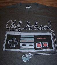 CLASSIC ORIGINAL NES NINTENDO OLD SCHOOL REMOTE CONTROL T-Shirt LARGE NEW