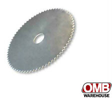 "Steel Blank Sprocket #35 Chain 1-3/8"" Bore 72 Tooth - Go Kart - Mini Bike"