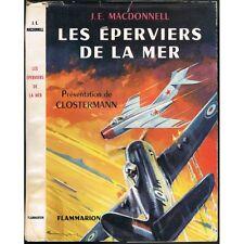 Les ÉPERVIERS de la MER de MACDONNELL Porte-Avion Australie Guerre en CORÉE 1957