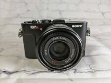 "Sony DSCRX1R/B 24MP Compact System Cyber-Shot Digital Still Camera 3"" LCD"