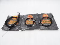 NEW ROYAL ENFIELD 500CC CLASSIC EFI CABLE KIT SET OF 3 #RE 252 @JUSTROYAL