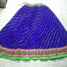 Full Skirt Striped Long Skirts for Women