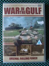 DVD: War in the Gulf - Arsenal: Rolling Power : Sealed