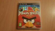 Angry Birds Trilogy Ps3 Come Nuivo! Vers. Italiana!