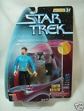 Playmates Star Trek Warp Factor Serie 3 Keeler Spock