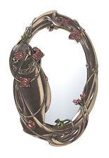 Veronese Bronze Figurine Mackintosh Collection Wall Mirror Gift Home Decor