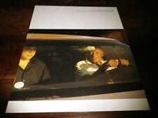H SALVADOR & B BURGALAT - Mini poster couleurs !!! Au verso : SONIC YOUTH !!!