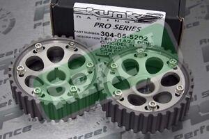 Skunk2 Pro Cam Gears Titanium Civic Si B16A B16A2 Integra GSR B18C LS B18A B18B
