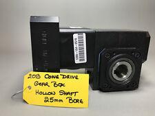 Cone Drive Gear Box Hollow Shaft 25mm Bore W0380005SLHS03DHMDK RATIO 5:1