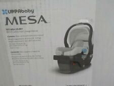 Uppababy Mesa Infant Car Seat - Bryce (White and Grey Marl)