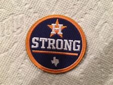 Houston Strong Patch Houston Astros Embroidered Patches Iron On/Sew On In Stock