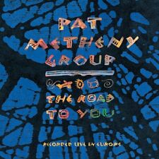 Pat Metheny - The Road to You - Pat Metheny CD 7AVG The Fast Free Shipping