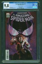 Amazing Spider-Man #21 CGC 9.8 Casanovas Variant Cover Edition 2019 Lgy #822