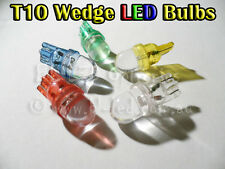 10x Universal Dome LED Parker Xenon HID Cool Light Bulbs T10 194 168 Wedge