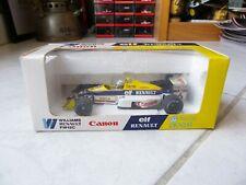 New listing Williams Renault FW12C Ricardo Patrese #6 Onyx 026 1/43 1989 F1 Formula 1
