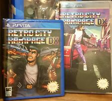 Retro City Rampage DX [VITA] (2015, VBLANK) with PSP case