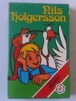 BARAJA DE CARTAS NAIPES FOURNIER NILS HOLGERSSON AÑO 1980. IMPECABLE. SIN USO