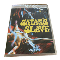 SATAN'S SLAVE - Vinegar Syndrome BLU RAY & DVD - Region Free - Cult Horror