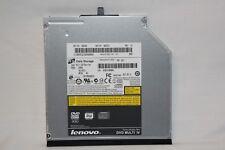 Genuine IBM Lenovo ThinkPad Ultrabay 9.5mm Slim DVD Burner II Serial ATA 45N7451