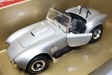 ERTL 1:18 Scale Peach State Muscle Car 1965 SHELBY COBRA 427 S/C - PART No. 7022