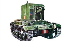 Bishop Mk.I S.P. Gun Kit italeri 1:72 IT7054