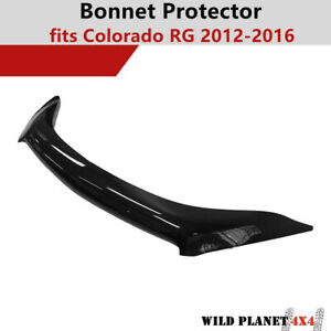 Bonnet Protector fit Holden Colorado RG 2012-2016 Tinted Guard Wagon & Ute