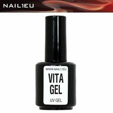 Vitamin Haftgel für schwache Nägel NAIL1EU Vita Gel 15 ml/  Haft-gel Grundier