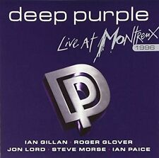 live At Montreux 1996 US IMPORT 0826992008721 By Deep Purple CD