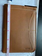 Bellroy Minimalist Travel Wallet (Slim Leather Passport Wallet, OrganizerCARAMEL