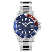 Dugena 4460774 Diver Men's Diver Watch up To 30 Atm