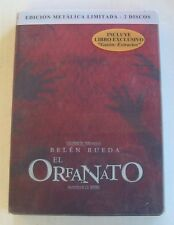 2DVD EL ORFANATO - Belén RUEDA - J. A. BAYONA - LIVRET 111 PAGES - STEEL BOOK