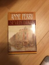 Seven Dials: A Charlotte and Thomas Pitt novel by Anne Perry hc/dj.
