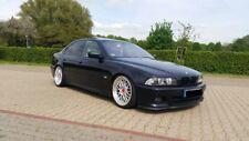 CSW2 8,5x19 Zoll Et13 + 9,5 x19 Et20 5x120 E60/E63/E63/E38/E39/E61 BMW Silber