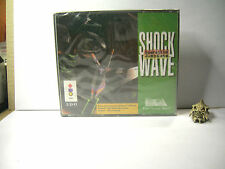 shock wave operation jump gate Panasonic 3DO version pal fr-eng-all new/neuf