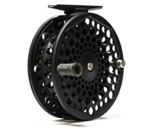 Ross Gunnison Fly Reel - Size 5/6 - Black ~ Free Fly Line