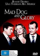 DVD Mad Dog and Glory DeNiro Thurman Murray Comedy Crime PAL Regions 2&4 BNS