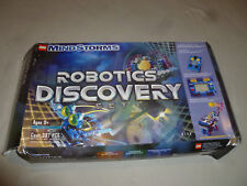 LEGO ROBOTICS DISCOVERY 9735 SET INCOMPLETE 1999 MINDSTORMS SCOUT LEGOS BUG BOOK