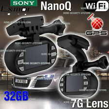 Dash camera 0903 NanoQ 32GB WIFI GPS  Car Super Capacitor Sony nextgen 0806 0805