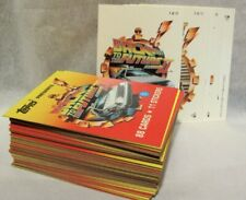 1989 Topps Back To The Future Part II Complete 88 Card & 11 Stickers