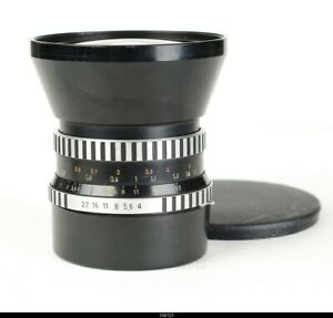 * Lens Zeiss Flektogon 4/50mm Zebra for Pentacon Six
