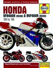 Honda Motorcycle Manuals and Literature 1994 Year of Publication Repair