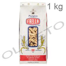 Penne lisce IGP 1 kg Pasta di semola di grano duro - Pastificio Faella Gragnano