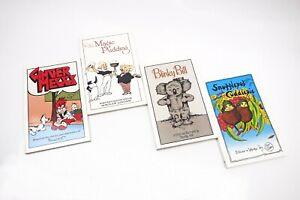 Bluegum Australian Paperbacks, Blinky Bill Ginger Meggs Snugglepot Magic Pudding