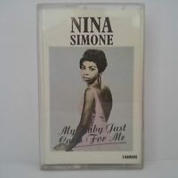 Nina Simone – My Baby Just Cares For Me (Cassette Audio - K7 - Tape)