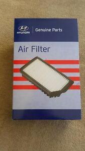 Local Stock. Genuine Hyundai ix35 Air filter (2013 ~ 2017)
