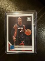 2019-20 Donruss Optic Kendrick Nunn Base Rated Rookie Card Miami Heat