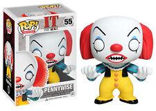 IT! The Movie Pennywise Clown Vinyl POP! Figure Toy #55 FUNKO NEW MIB